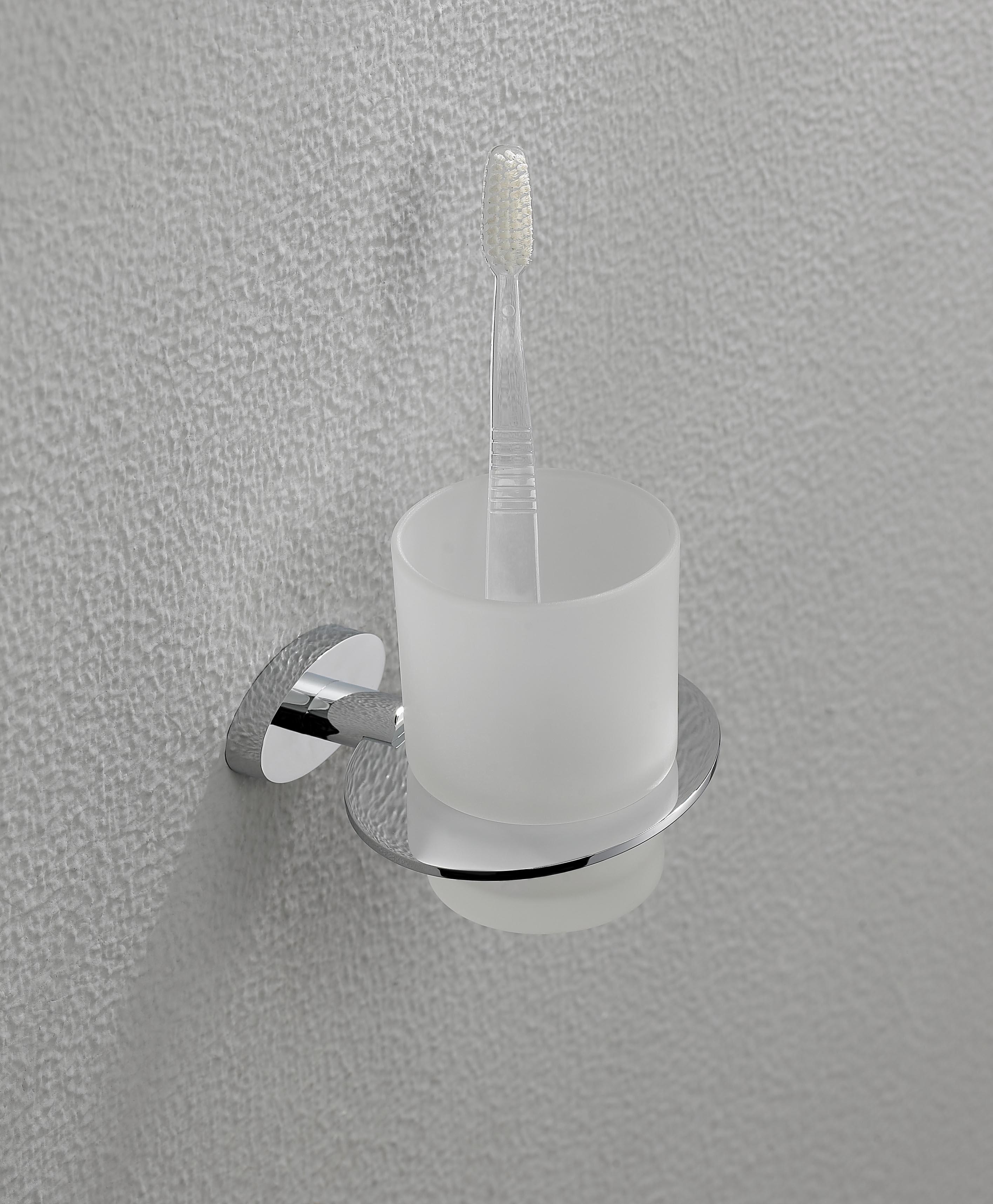 RZ Wandhalterung mit Mundspülglas