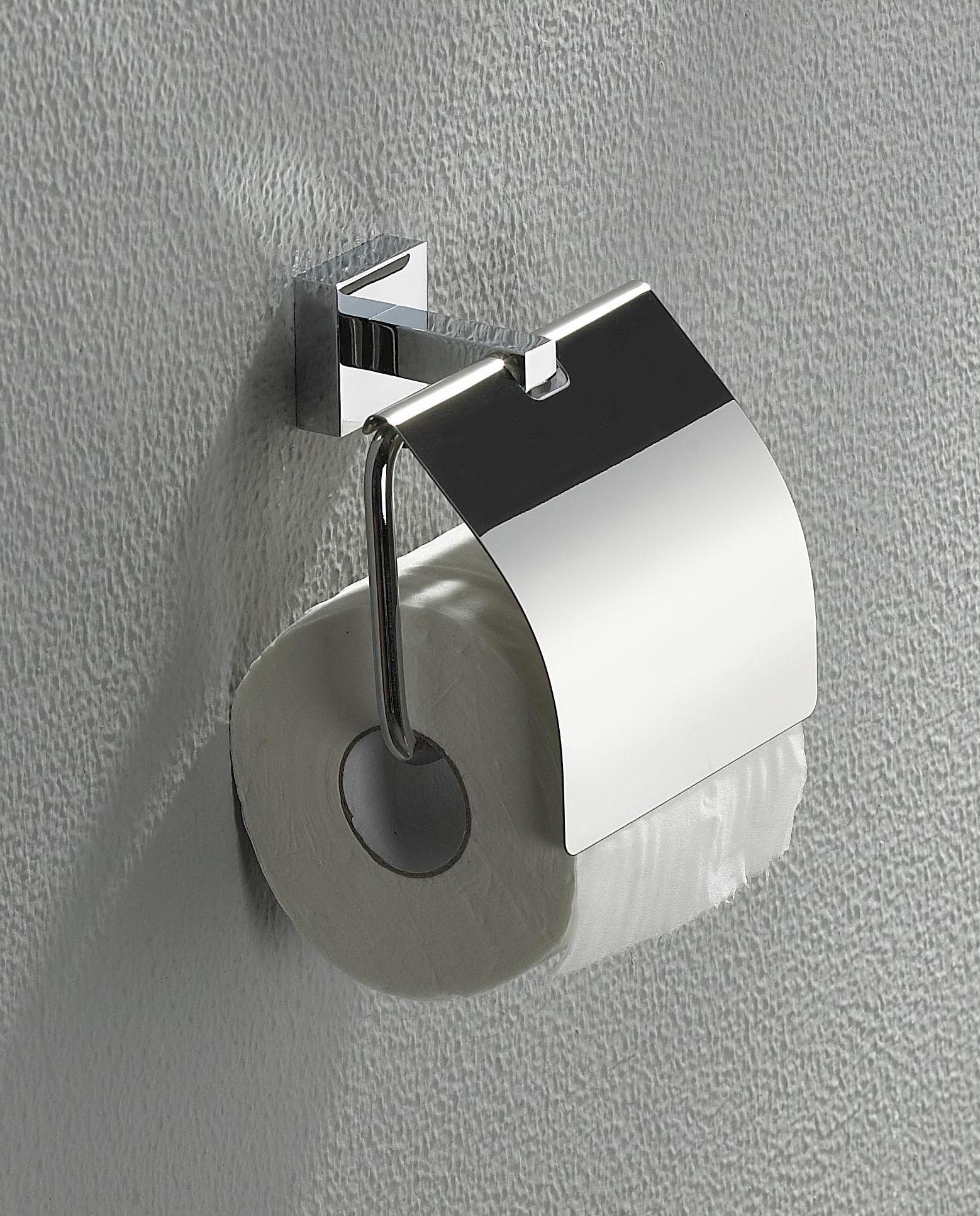 AZ Toilettenpapierhalter mit Deckel