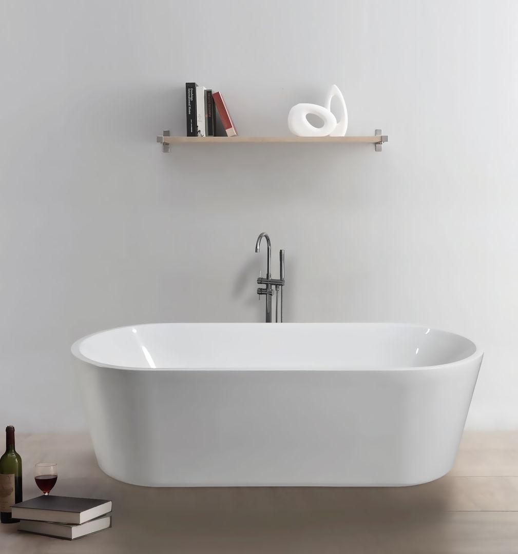 freistehende Badewanne BW-IX030