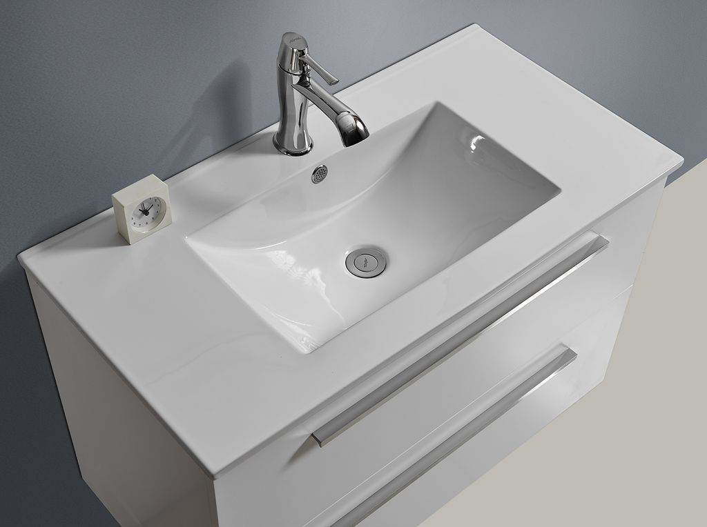 Badmöbel Unterschrank BOXO 90 (weiß)