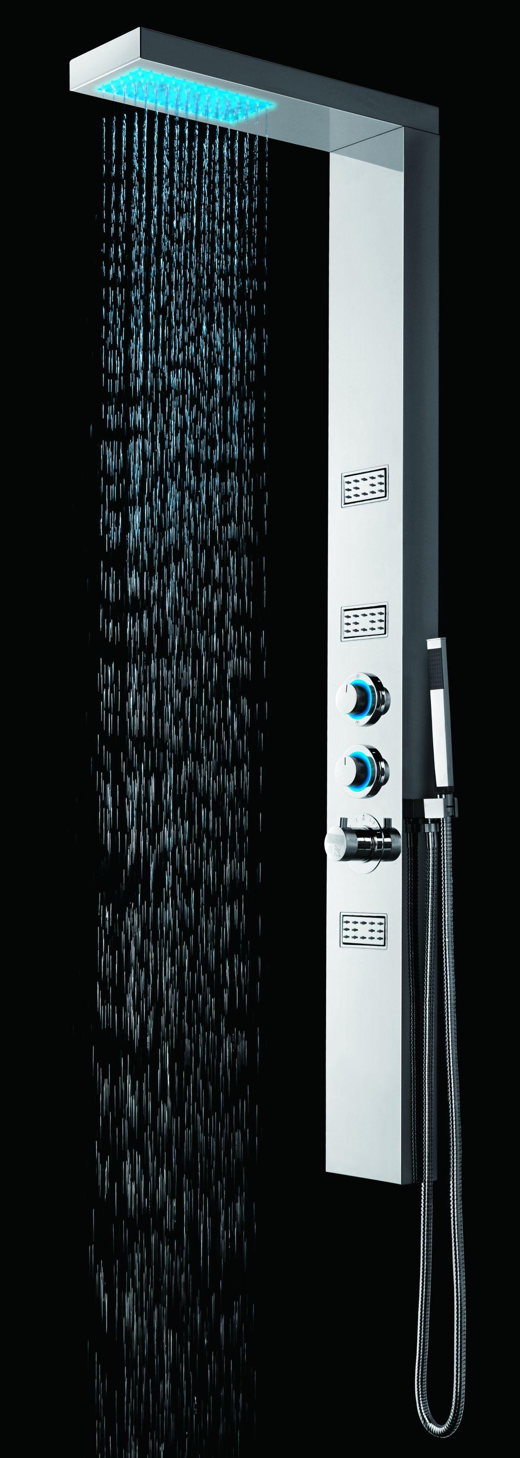 LED Designer Duschpaneel DP-081