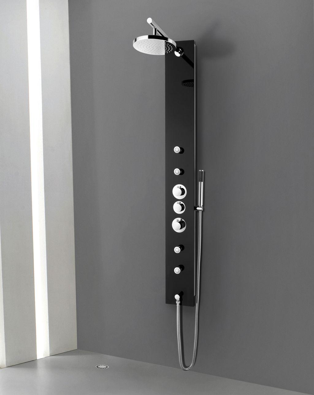 Designer Duschpaneel DP-091