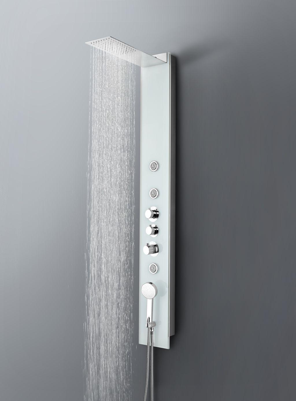 Designer Duschpaneel DP-095
