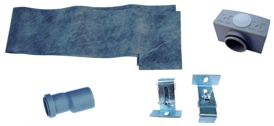 edelstahl duschrinne 60 cm. Black Bedroom Furniture Sets. Home Design Ideas