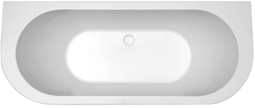 180 x 75 cm Acryl-Badewanne EW-4005
