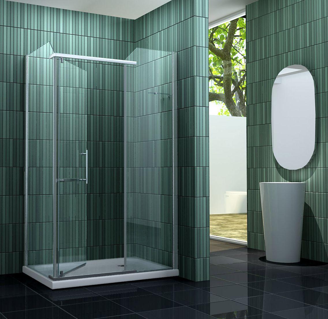 duschkabine enco 120 x 80 cm inkl duschtasse. Black Bedroom Furniture Sets. Home Design Ideas