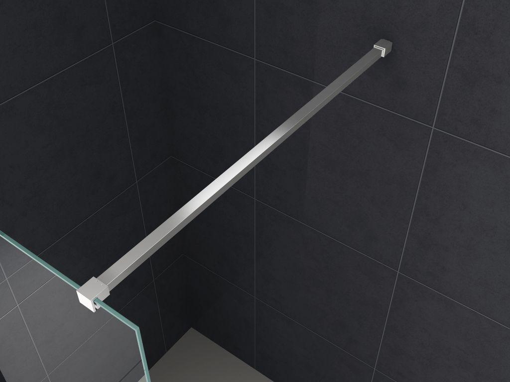 140 cm Haltestange SLIM-DESIGN für Duschwände
