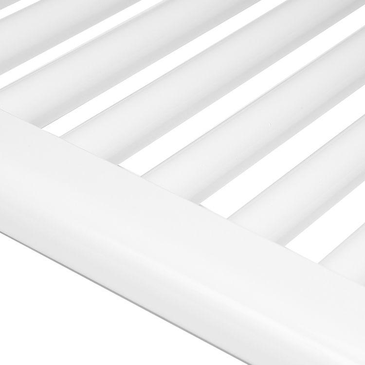 Badheizkörper Heat-1 in 160 x 40 cm (Mittelanschluss, weiß)