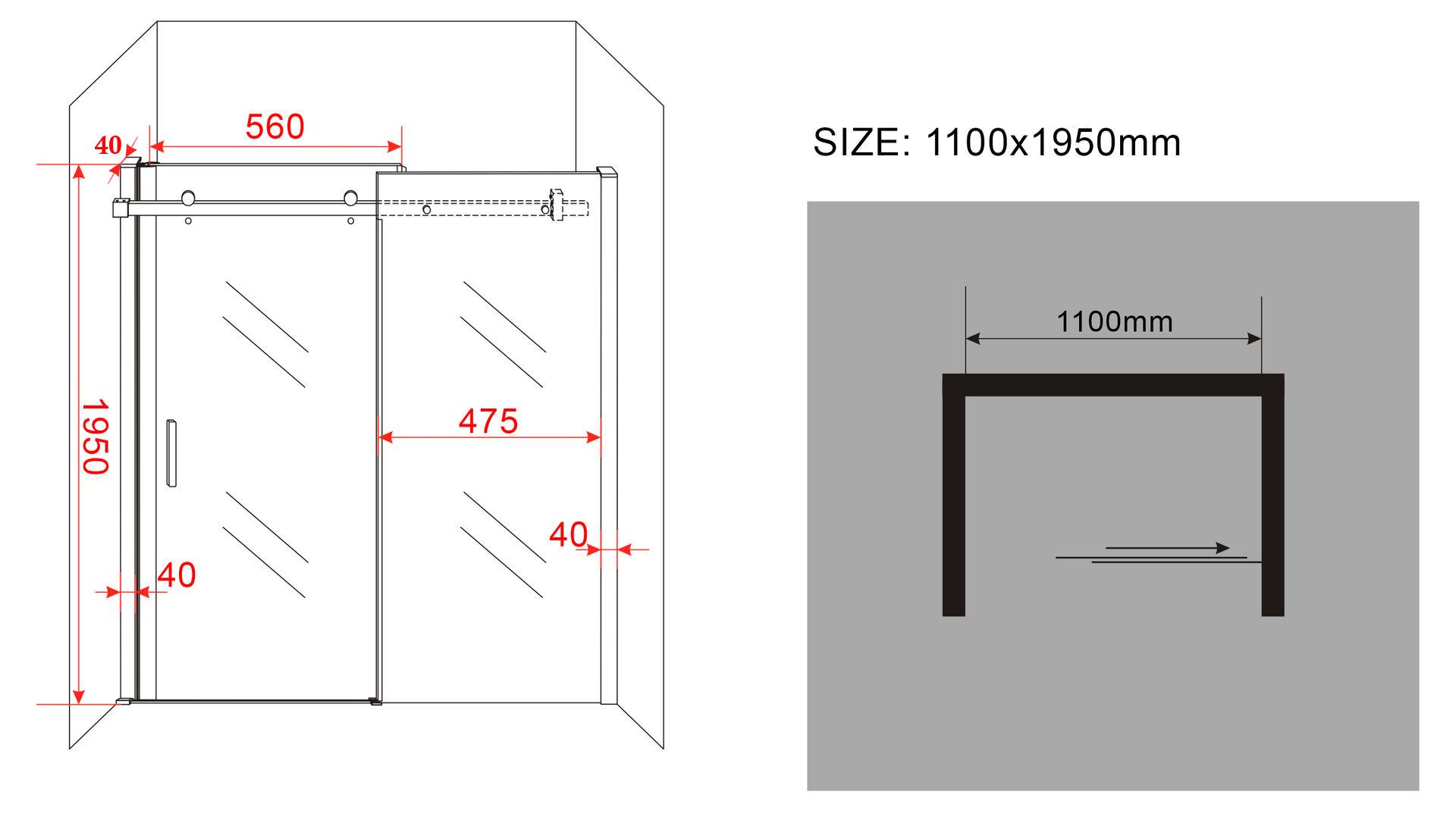 SKIDO-100-174-Schiebetuer-Nischentuer-Duschtuer-Duschabtrennung-Dusche-Duschkabine
