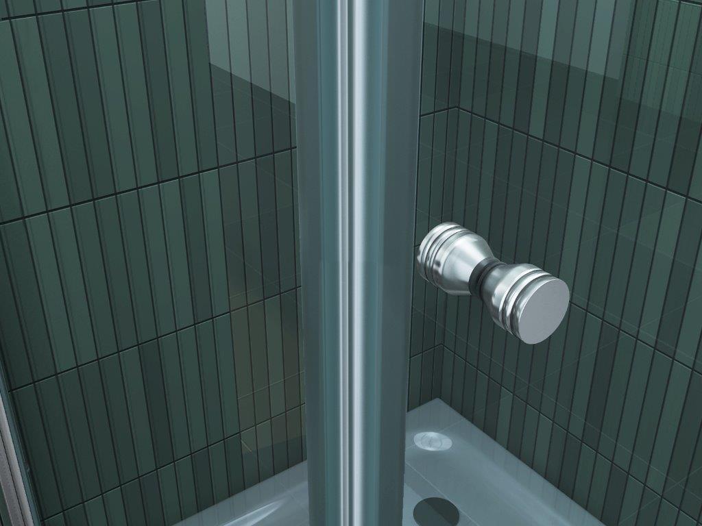 8mm-XXL-Nischentuer-RANGE-Pendeltuer-Duschtuer-Duschabtrennung-Dusche-Duschkabine Indexbild 4