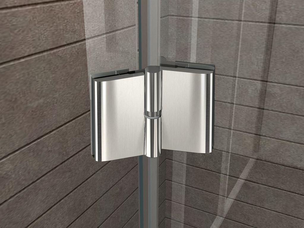 scharnier beschlag mit hebe und senkfunktion f r duschen s03. Black Bedroom Furniture Sets. Home Design Ideas