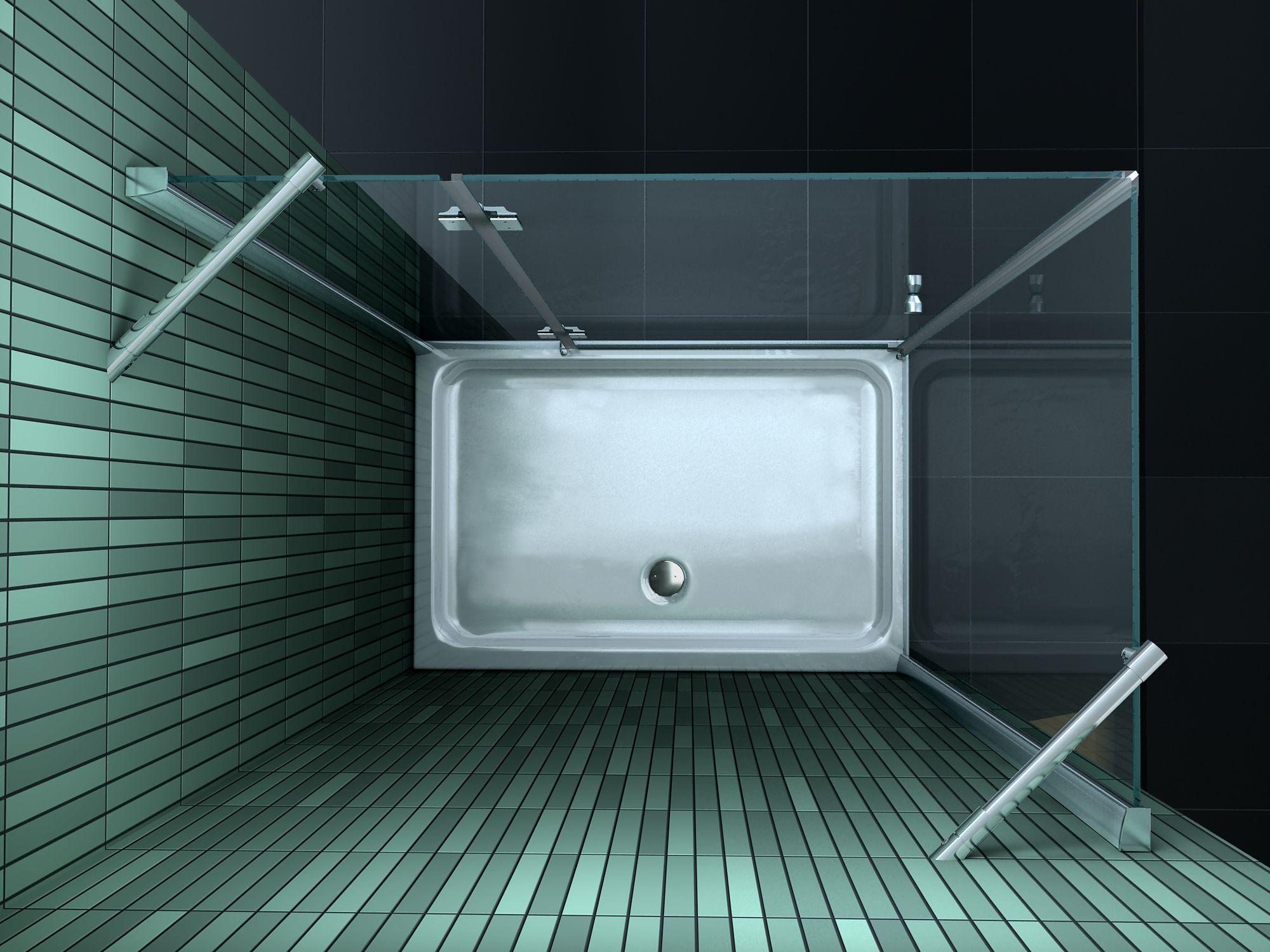 komplett duschkabine 100 80 smartpersoneelsdossier. Black Bedroom Furniture Sets. Home Design Ideas