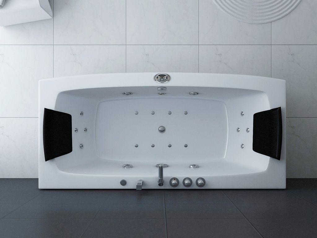 whirlpool badewanne wb ix241 170 x 80 cm. Black Bedroom Furniture Sets. Home Design Ideas