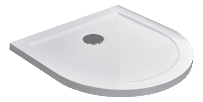 Duschtasse für U-Duschen 100 x 100