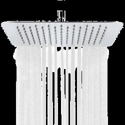 Brausen und Duschstangen