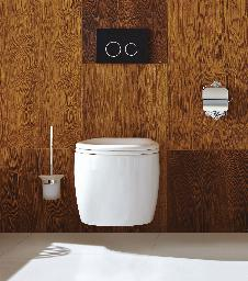 Wand-WC inkl. Soft-Close Sitz WH-6030